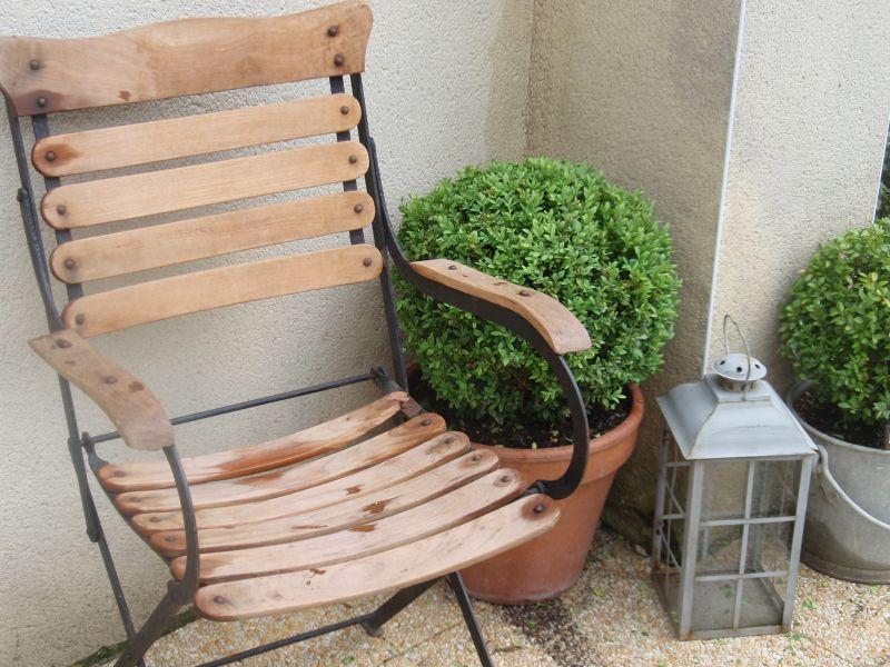 emejing chaise de jardin pliante ancienne gallery design. Black Bedroom Furniture Sets. Home Design Ideas